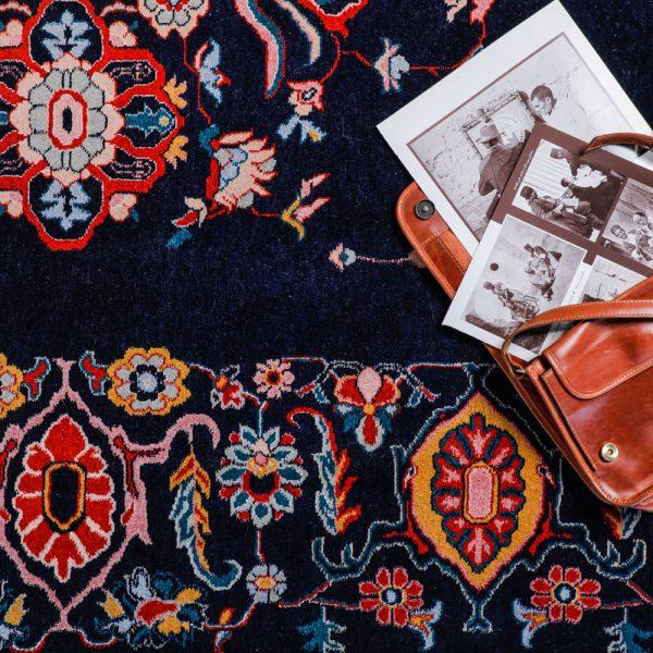 Design Chichak Blau Der Vielfältige