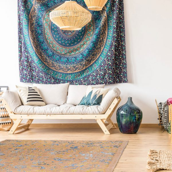 Design Galin Gold Die Shah-Abbasi-Blume