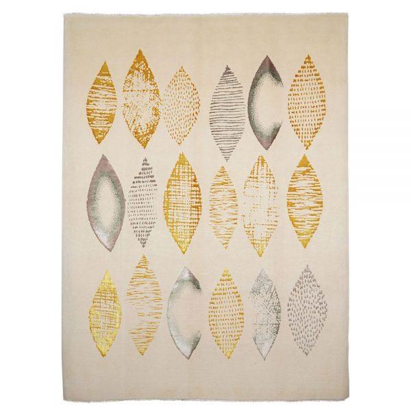 Design Parvaneh Gelb Die Seidenkokons