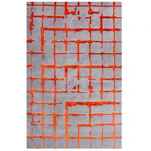 Design Ravan Rot – Der Geometrische