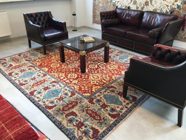 Azerbaijan Keywan Carpet